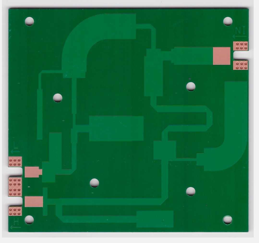 耦合器电路板电路板设计抄板打样克隆生产