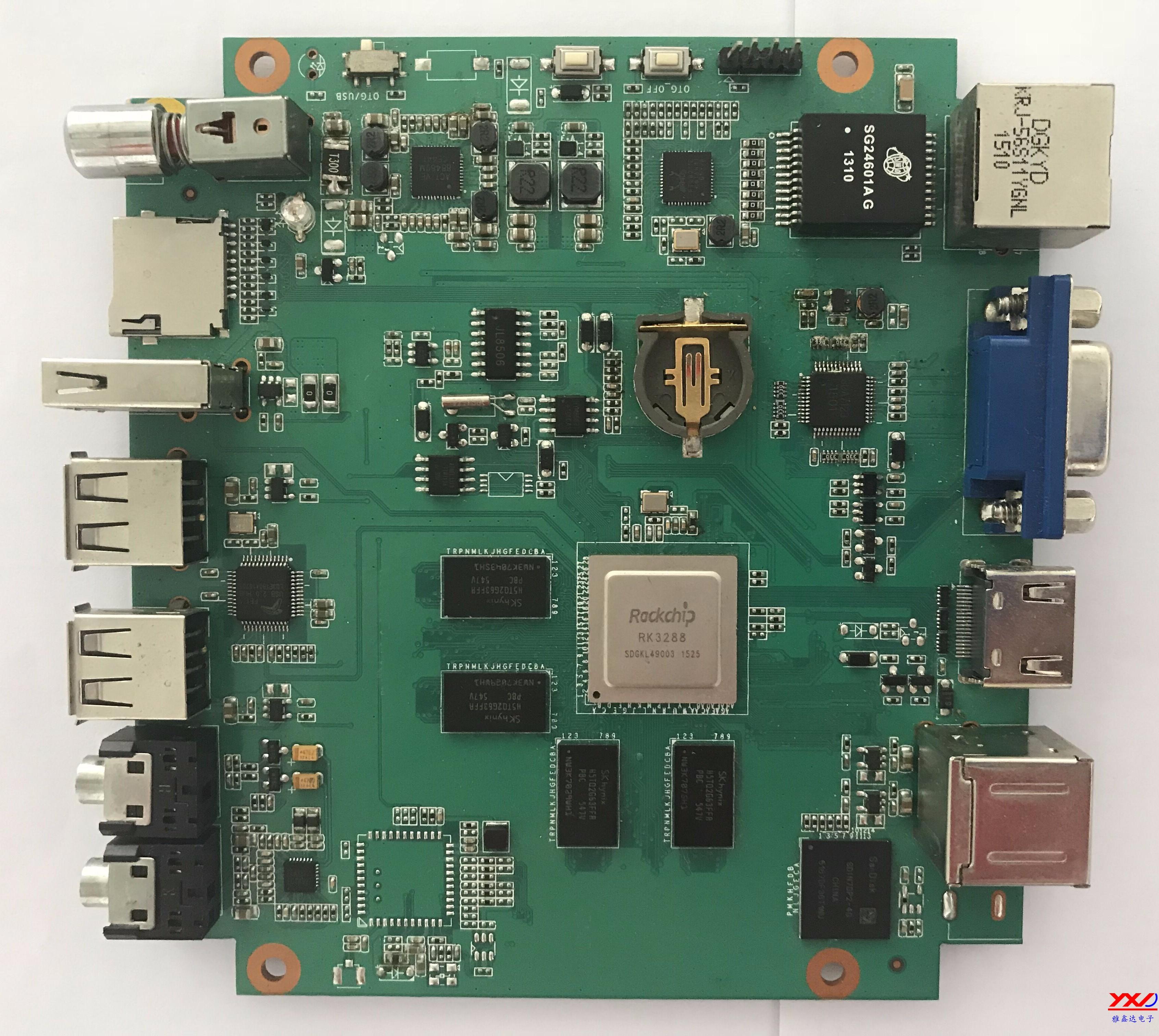 电子元器件焊接