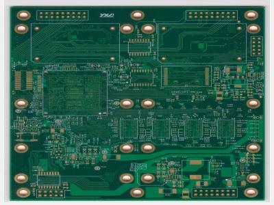 10层工业系统主板PCB