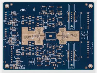 10层嵌入式系统主板PCB