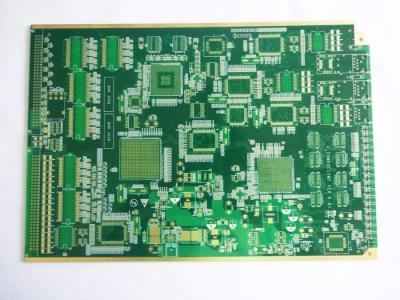 12层工控PCB线路板